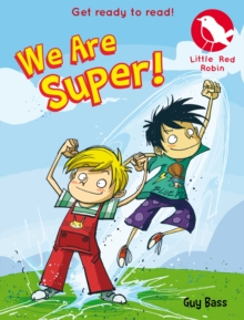 We are Super!, Paperback Book
