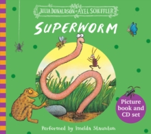 Superworm, Mixed media product