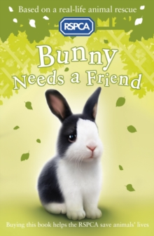 Bunny Needs a Friend, Paperback