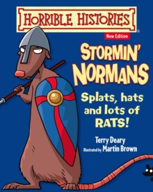 Stormin' Normans, Paperback