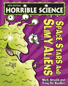 Space, Stars and Slimy Aliens, Paperback Book