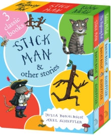 Stick Man and Other Stories, Hardback