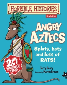 Angry Aztecs, Paperback Book