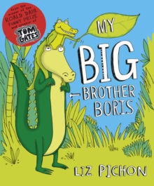 My Big Brother, Boris, Paperback