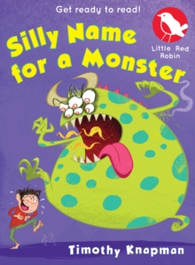 Silly Name for a Monster, Paperback