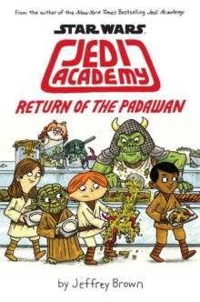 Return of the Padawan, Paperback