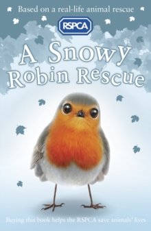 A Snowy Robin Rescue, Paperback