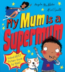 My Mum is a Supermum, Paperback