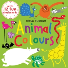 Animal Colours, Paperback Book
