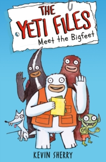 Meet the Bigfeet, Hardback