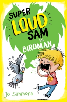 Super Loud Sam vs Birdman, Paperback