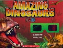 Amazing Dinosaurs 3-D, Mixed media product