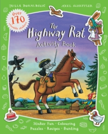 The Highway Rat Activity Book, Paperback