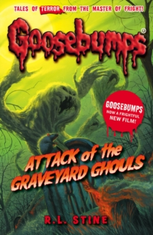 Attack of the Graveyard Ghouls, Paperback