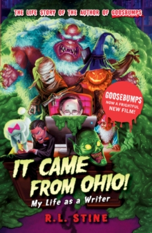 It Came from Ohio: My Life as a Writer, Paperback Book