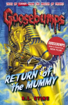 Return of the Mummy, Paperback Book