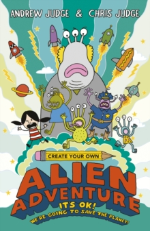 Create Your Own Alien Adventure!, Paperback