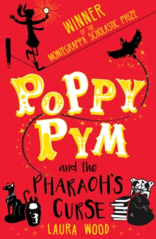 Poppy Pym and the Pharaoh's Curse, Paperback