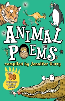 Animal Poems, Paperback Book