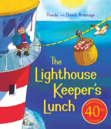The Lighthouse Keeper's Lunch, Paperback