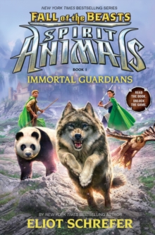 Fall of the Beasts - Immortal Guardians : Book 1, Hardback Book