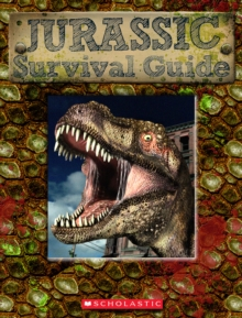 Jurassic Survival Guide, Spiral bound