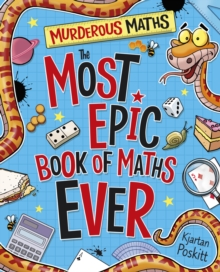 The Most Epic Book of Maths Ever, Paperback
