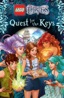LEGO Elves: Quest for the Keys, Paperback Book