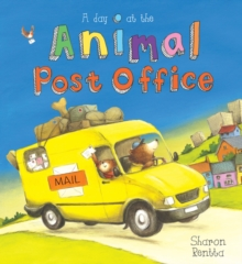 A Day at the Animal Post Office, Paperback