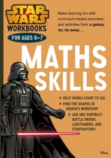 Star Wars Workbooks: Maths Skills Ages 6-7, Paperback