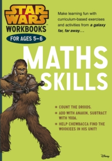 Star Wars Workbooks: Maths Skills Ages 5-6, Paperback