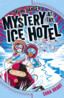 Mystery at the Ice Hotel, Paperback