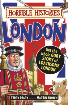Gruesome Guides: London, Paperback Book