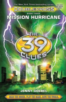 Mission Hurricane : Doublecross  Book 3, Hardback