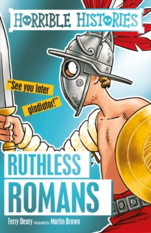 Ruthless Romans, Paperback