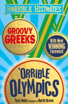 Groovy Greeks Presents 'Orrible Olympics, Paperback