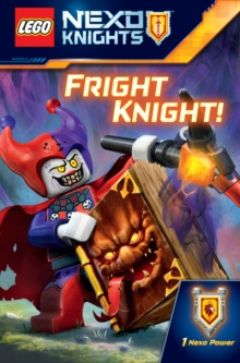 LEGO Nexo Knights: Fright Night!, Paperback Book