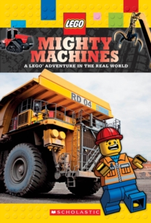 LEGO Non Fiction: Mighty Machines, Hardback Book
