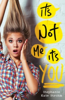 It's Not Me, it's You, Paperback