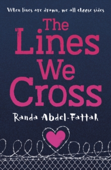 The Lines We Cross, Paperback Book