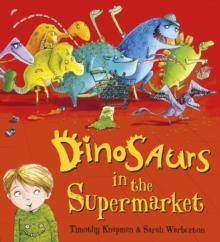 Dinosaurs in the Supermarket, Board book Book