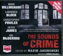 The Sounds of Crime, CD-Audio Book