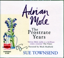 Adrian Mole: The Prostrate Years, CD-Audio