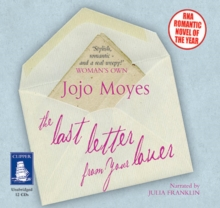 The Last Letter from Your Lover, CD-Audio