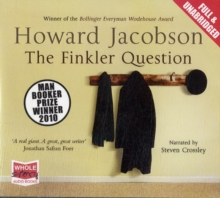 The Finkler Question, CD-Audio