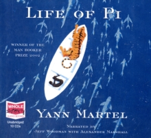 The Life of Pi, CD-Audio