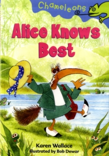 Alice Knows Best, Paperback