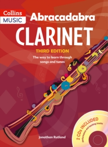 Abracadabra Clarinet: The Way to Learn Through Songs and Tunes, Mixed media product