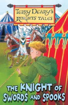 The Knight of Swords and Spooks, Paperback