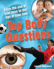 Top Body Questions : Age 8-9, Above Average Readers, Paperback Book